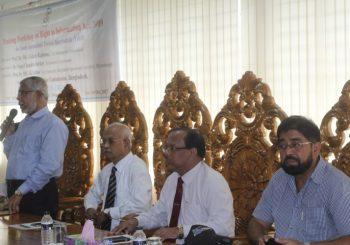 ময়মনসিংহে ইয়ুথ জার্নালিস্টস ফোরামের প্রশিক্ষন কর্মশালা অনুষ্ঠিত
